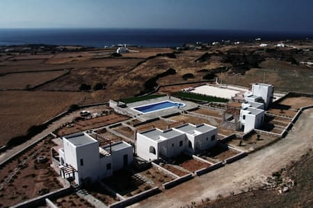 'Aiolides' housing complex in Paros - Isola
