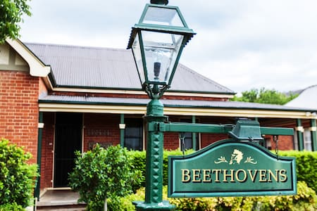 BEETHOVENS - EXCLUSIVE B&B (Bd 2) - Bed & Breakfast