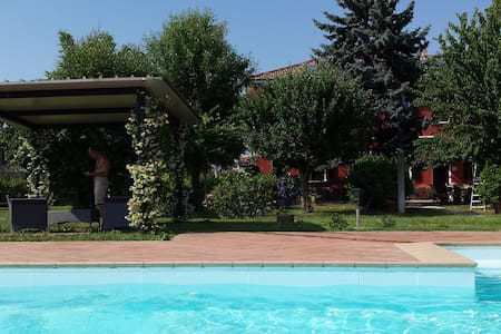 Casa Ginia villa with swimming pool - Bed & Breakfast