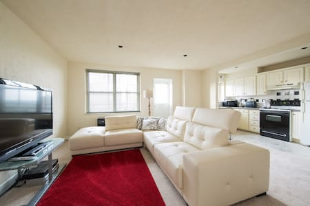 1 Bedroom in Central Downtown!