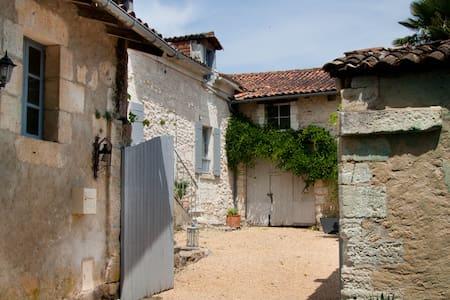 Maison de Verneuil - Champagnac-de-Belair - Huis