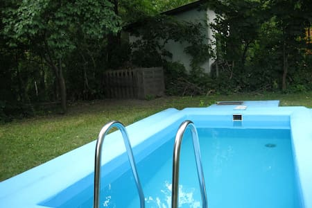 3 bedroom family home with pool - Gárdony