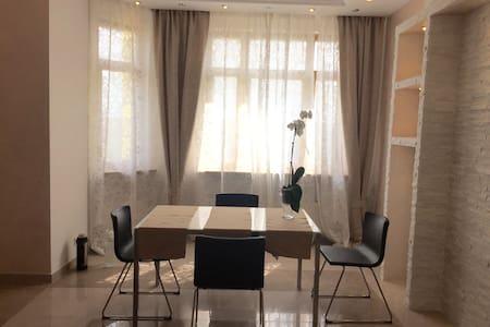 Новая дизайнерская квартира возле МГУ - Moskva - Apartment