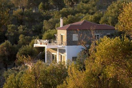 Peaceful mountain home - Plagia - Talo