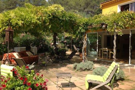 villa avec jardin sur Valbonne - Valbonne - Villa
