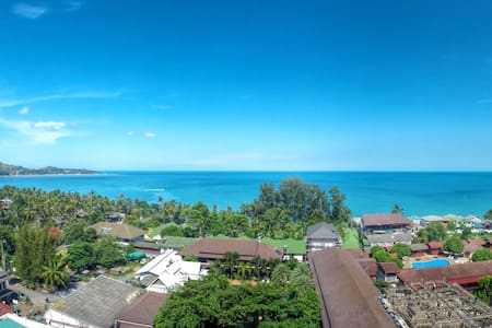 LPA: Квартира в центре пляжа Ламай - Остров Самуи