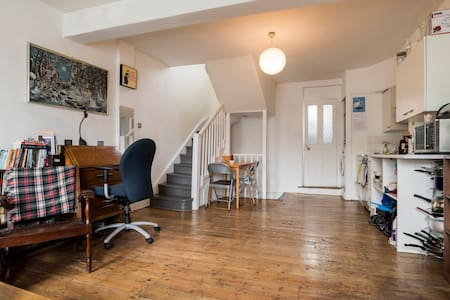 Bright flat in heart of Shoreditch - London - Apartment