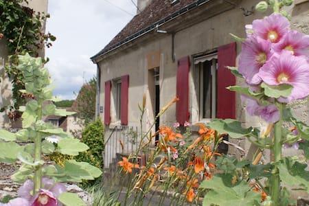 Maison de bourg du 18eme - Maison