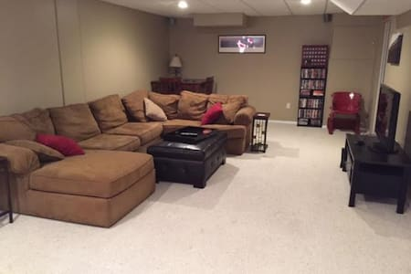 Private - 5 min from Kings Island - Maineville - House