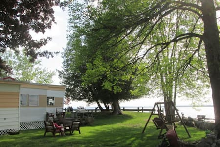 Lakeside 1960s Mobile Home Cottage - Egyéb