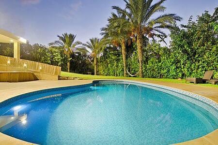Luxury Villa In Hadera - Hadera - Villa