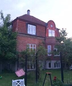 Villa tæt ved park og Aarhus midtby - Casa