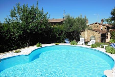 Cottage Roccaio Cortona