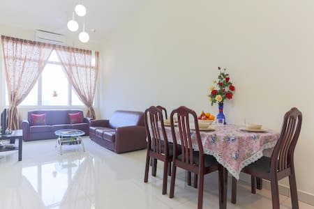 Zahras Retreat (In the Heart of K.L - Kuala Lumpur - Appartement
