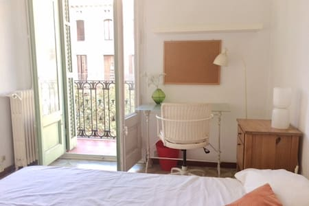 Bright and lovely double room