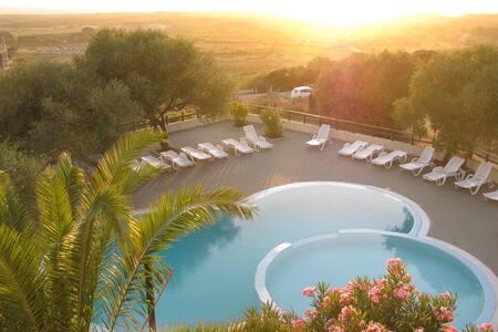 Bilocale in residence con piscina - Badesi - Apartment