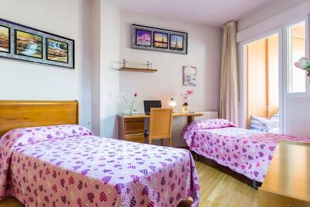 WIFI, B&B, BIG BEDROOM, PRIVACY. - Bed & Breakfast