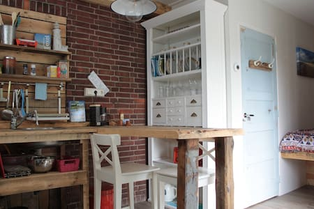 cosy studio with private facilities - Byt