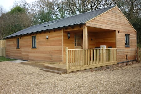 Larch Cottage, Chailey, East Sussex - Huis