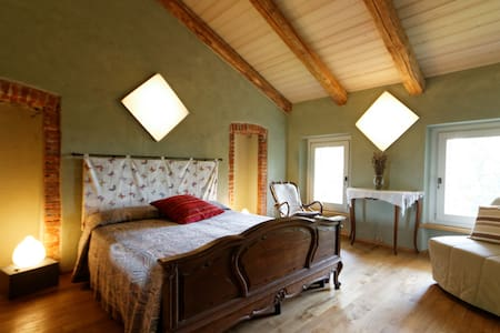 B&B Cascina BELSITO, Double Room - Biella - Bed & Breakfast