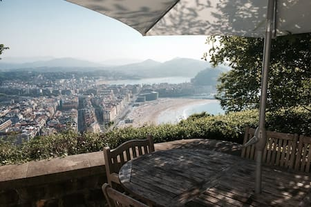 VILLA BUENAVISTA EXCLUSIVE LOCATION - Donostia - Villa