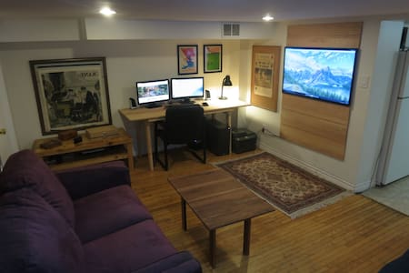 Comfortable Night Getaway - Toronto - Apartment
