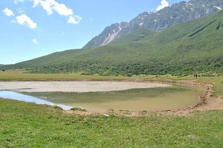 Estate sulle Dolomiti d'Abruzzo - Talo