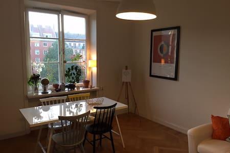 Cozy apartment @ heart of Södermalm