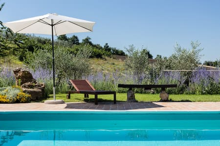Nature, Harmony, Comfort and Relax in B&B Umbria! - Massa Martana