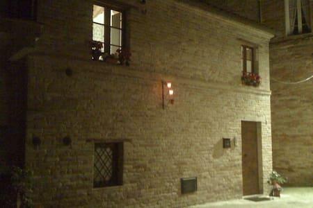 Romanticamente nella tradizione - Monte San Pietrangeli - House