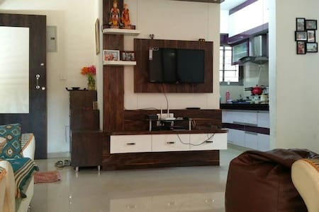 Gujju Family room - Apartment