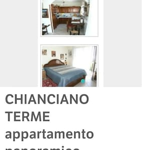 Wonderfool apartment in Chianciano Terme - Apartmen
