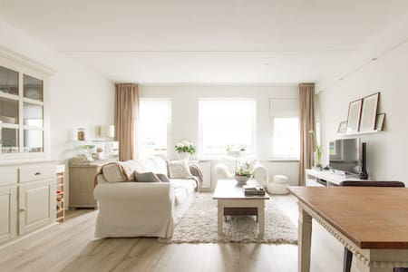 City pleasure at the waterfront - Haarlem - Apartment