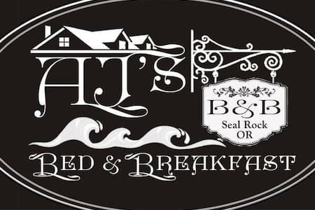 AJ's Bed & Breakfast 3 - Seal Rock - Bed & Breakfast