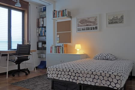 Cosy Studio With a Large Terrace to Enjoy - Oporto - Apartamento