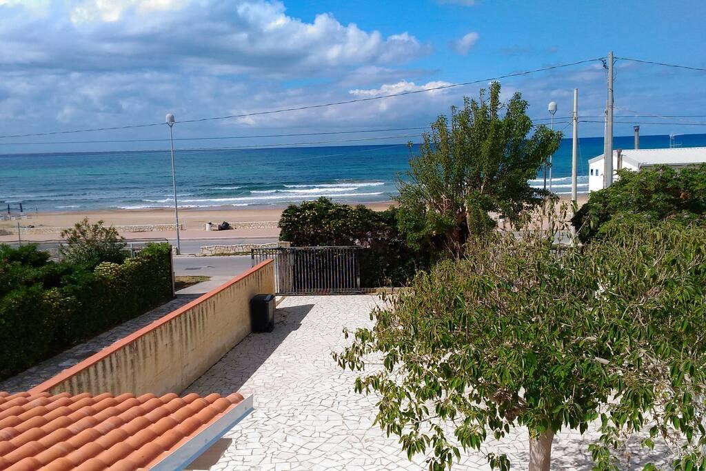 Panorama - distanza dalla spiaggia