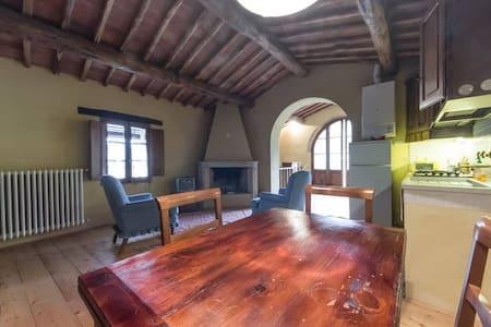 Casa Nel Chianti Senese Con Piscina - Province of Siena - House