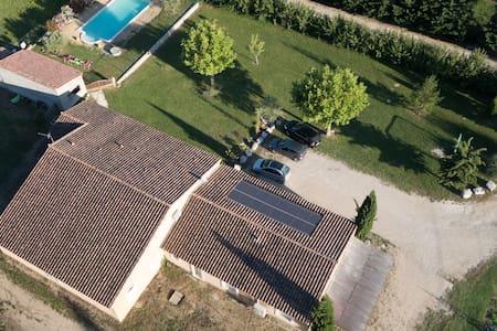 Ghesthouse in Provence between Alpilles-Avignon - Graveson