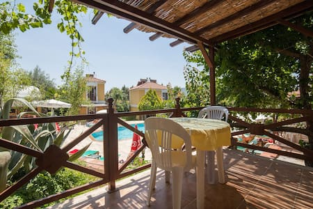 Lovely apartment close to Oludeniz - 아파트