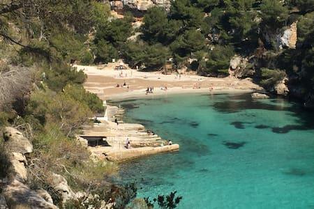 Ferienhaus für 4 Personen an der Cala Pi, Mallorca - Cala Pi - Rumah bandar