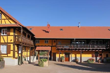 "Studio ""La Vigne"" - Donnenheim - Gästehaus"