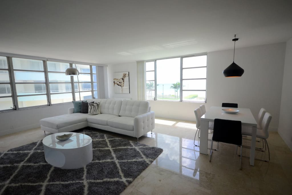 the master two bedroom lux suites come with large living areas