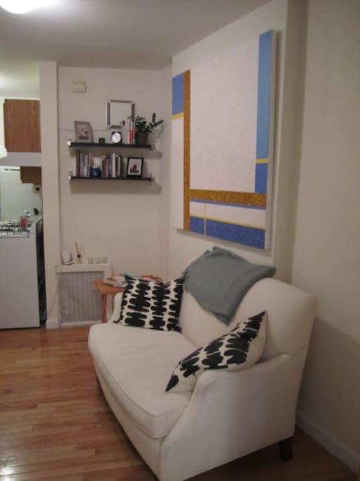 Charming Nolita Apartment!!