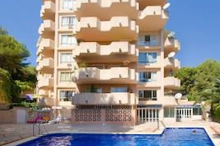 1 bed, sleeps 4, on beach ref.5D - Badia de Palma - Appartamento