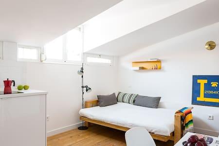 Studio Apartment @ Cortes Letras