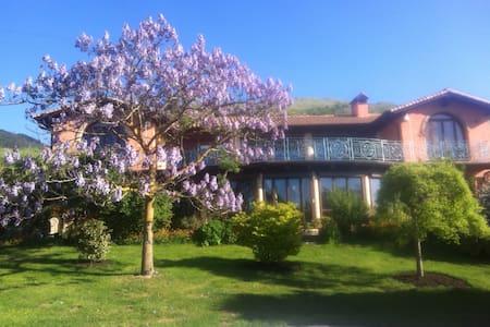 Alojamiento casa señorial Pamplona. - Rumah