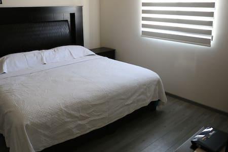 habitación privada cama king size - Σπίτι