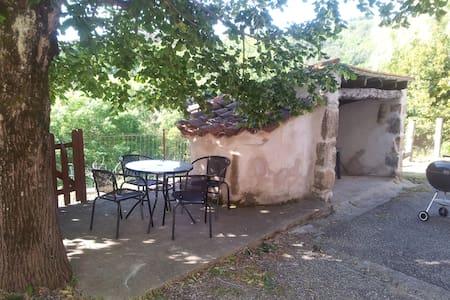 la crotte - Saint-Apollinaire-de-Rias vernoux en vivarais