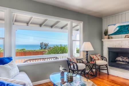 Summerland Ocean-View Cottage - Ház