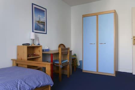 Nice Bleue Room in a stylish flat  - Vitry-sur-Seine
